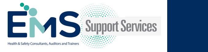 EMS Support Service Logo